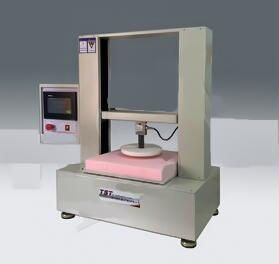 海绵泡沫压陷硬度应力测试仪